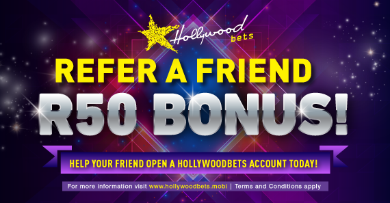 Refer a Friend - R50 Bonus