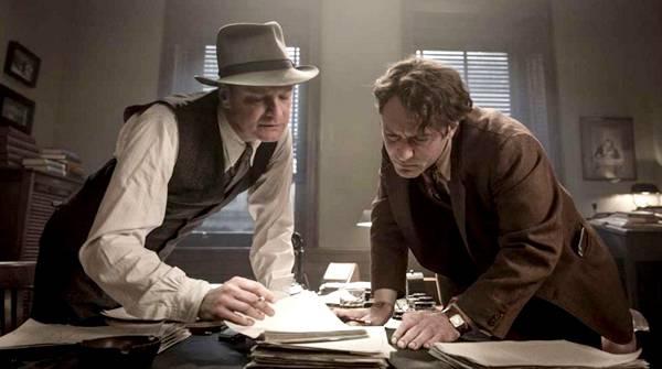 Colin Firth-Jude Law- Genius 2016