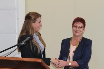 Избраният за втори мандат Кмет на Община Тетевен – д-р Мадлена Бояджиева встъпи в длъжност