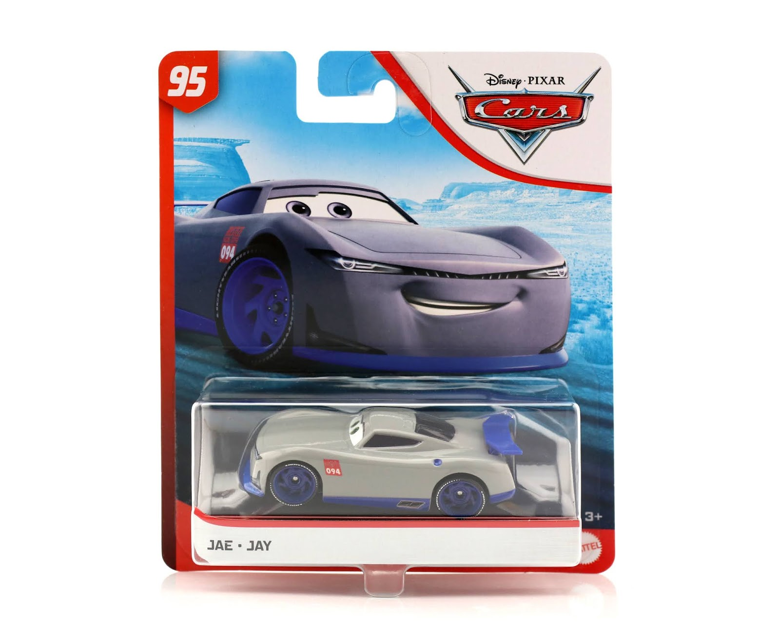 pixar cars jae diecast review