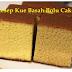 Resep Kue Basah Bolu Cake