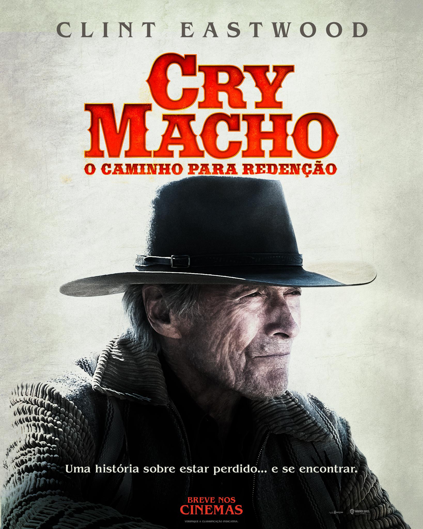 Drama de Clint Eastwood 'Cry Macho: O Caminho para a Redenção' ganha  trailer e pôster