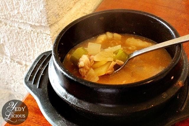 Doenjang Jjigae (Soybean Stew)