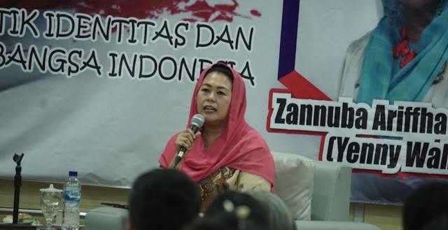 Didukung Jadi Presiden 2024, Yenny Wahid: Tahun Itu Apa Saya Masih Hidup?