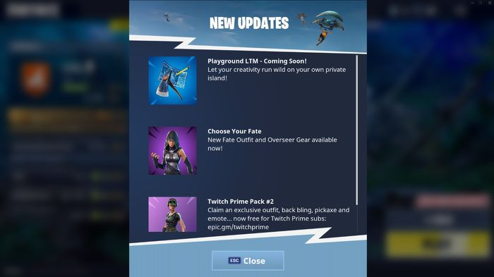 Fortnite Playground LTM guide: Everything we know so far - Practice Ideas