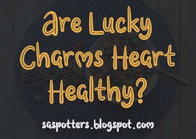 Are Lucky Charms Heart healthy?