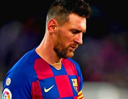 Sepak Bola Semudah 1,2,3 untuk Messi