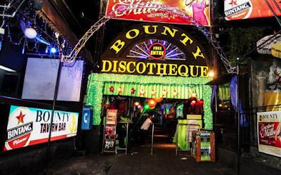 Bounty Discotheque Bali