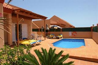Villas Corralejo de Fuerteventura 1
