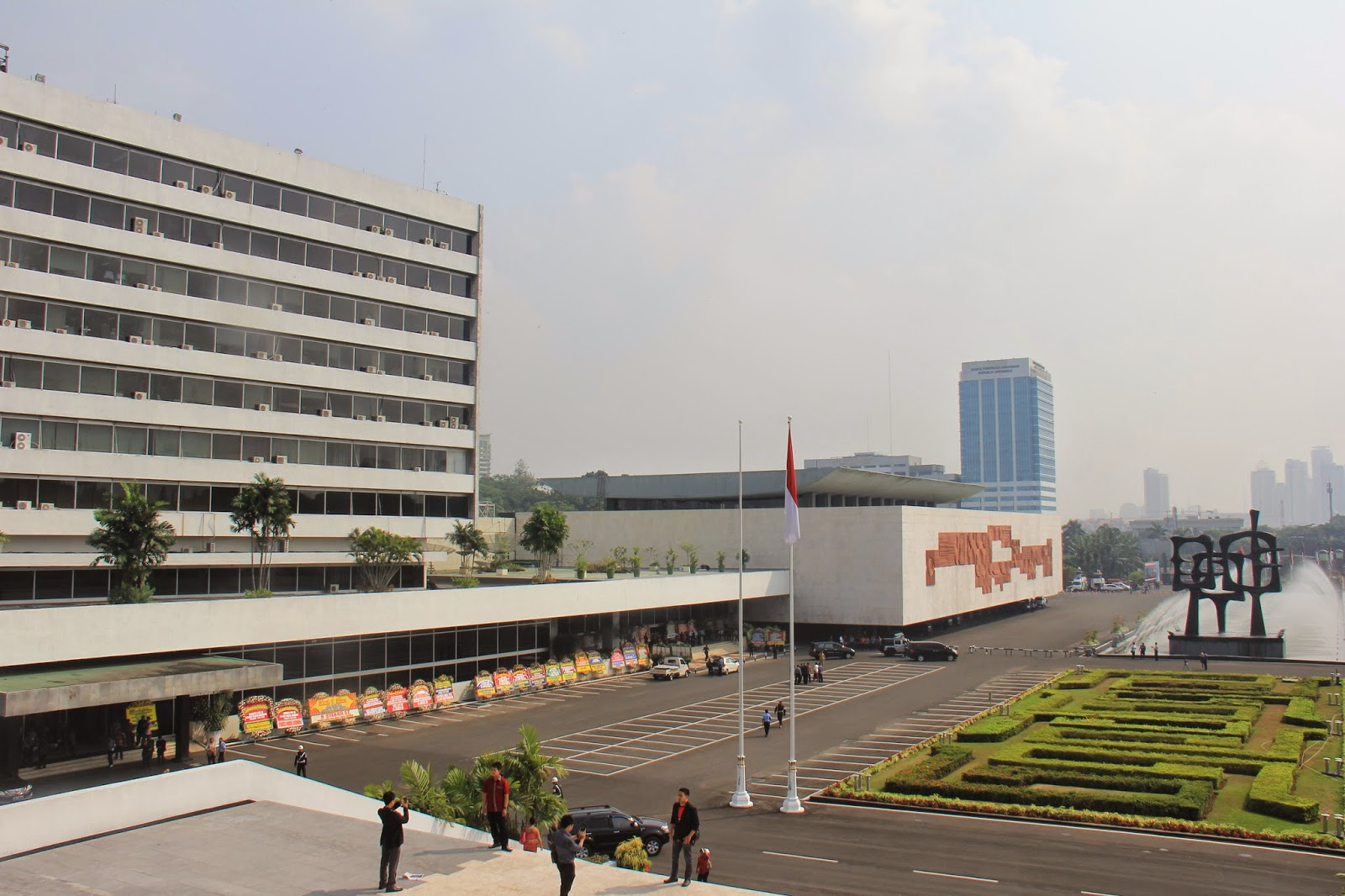 Gedung Anggota Dewan DPR-MPR