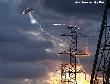 UFO Extracting Power