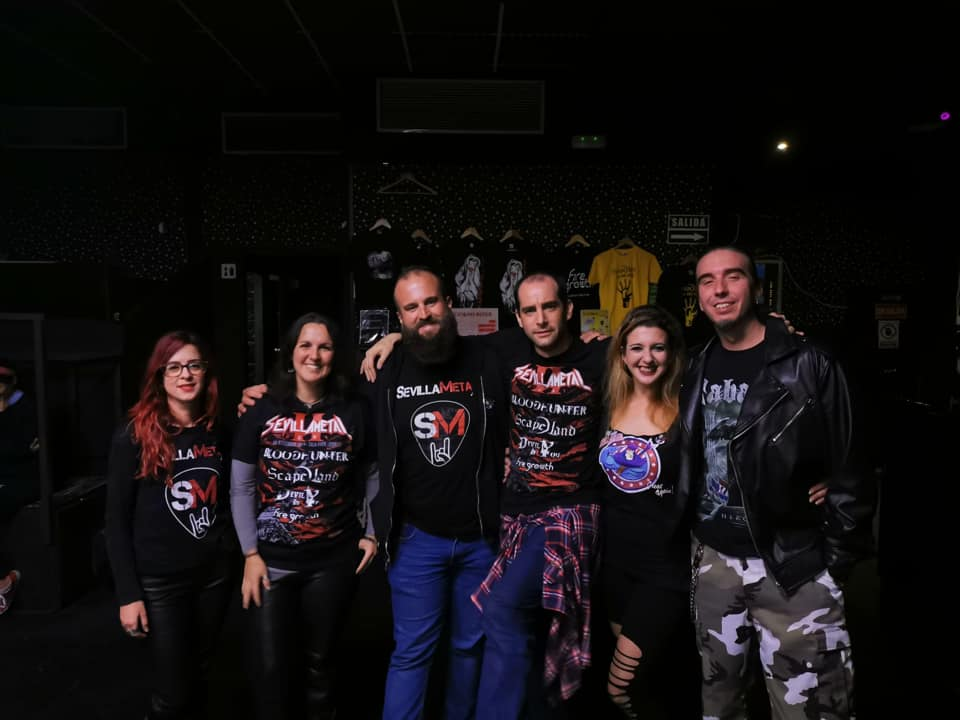 Sevilla Metal