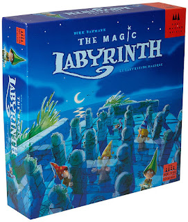 The Magic Labyrinth game