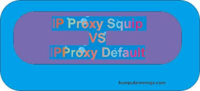 Kumpulan IP Squip Proxy
