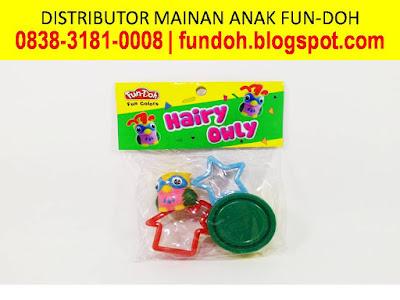 Fun-Doh Hairy Owly, fun doh indonesia, fun doh surabaya, distributor fun doh surabaya, grosir fun doh surabaya, jual fun doh lengkap, mainan anak edukatif, mainan lilin fun doh, mainan anak perempuan