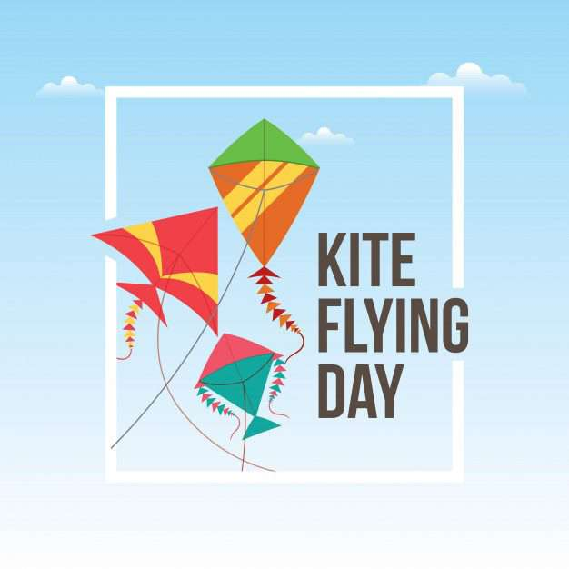 National Kite-Flying Day Wishes Pics