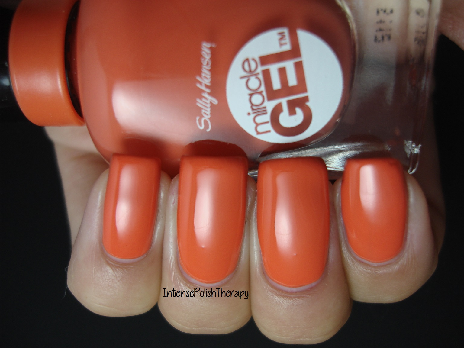 Intense Polish Therapy New Launches from Sally Hansen  Complete Salon Manicure  Miracle Gel