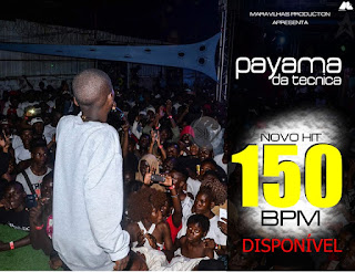 Payama Da Técnica ft. DJ Six & DJ Pitbull - 150 BPM