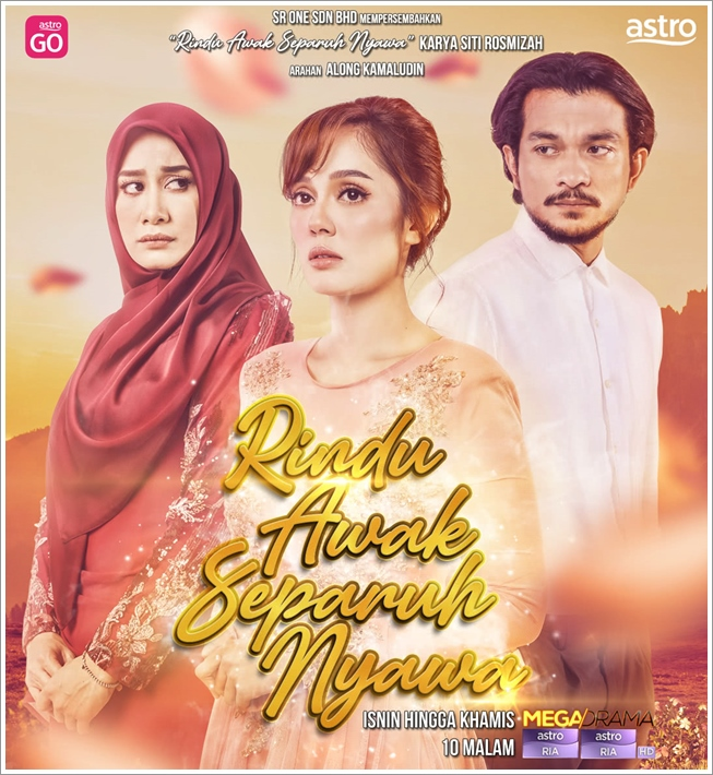 Drama   Rindu Awak Separuh Nyawa (2021)