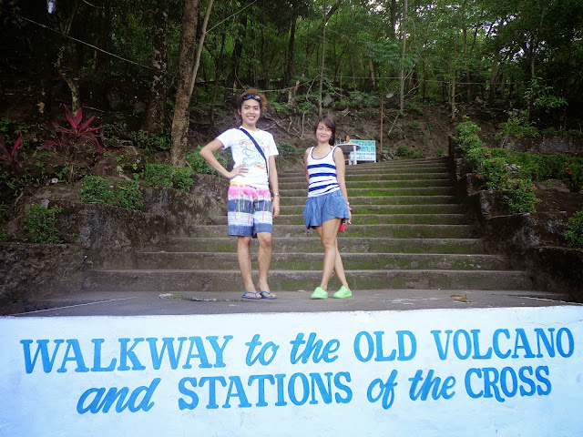Walkway to the Old Volcano, camiguin