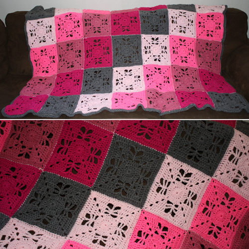 Good Cause Afghan - Free Pattern