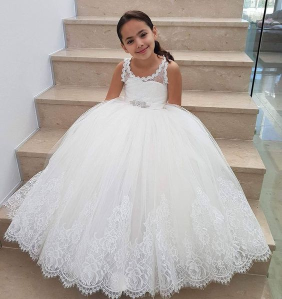 WELCOME TO MIGLIORE STITCHES  MORE LITTLE BRIDE DRESSES FOR