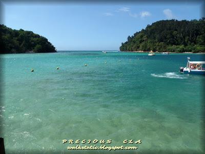 Pulau  Sapi, Sabah