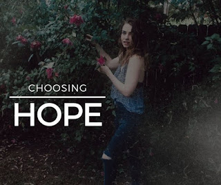 Our Daily Bread (ODB) Devotional: 27 October 2020 - Choosing Hope