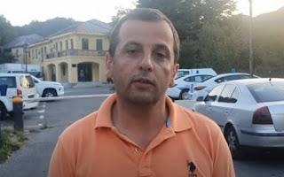 OTIŠAO NA CETINJE, POPIO BATINE: Nebojša Vukanović tvrdi da ga je napalo desetak Crnogoraca