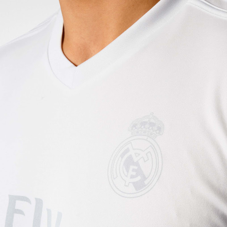 newest 4a2f2 fe65a Adidas Parley Real Madrid Kit Released - Footy Headlines