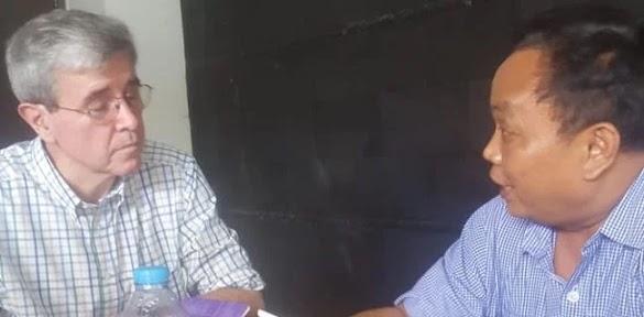 Gerindra Kantongi Bukti Transfer Allan Nairn untuk Sebar Hoax