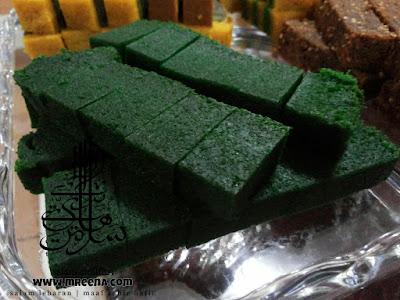 Original Resepi Kek Lumut