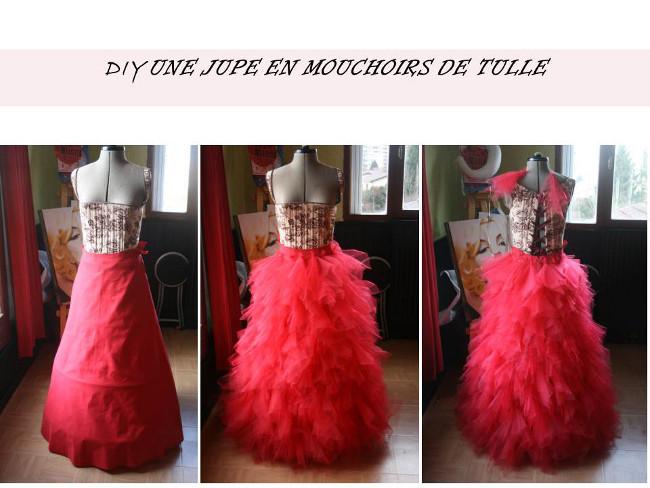 Fête Modèles De Couture Facile Plusieurs Jupe Tenue Tulle S5HqFxwv