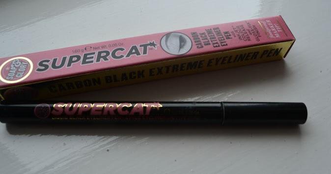 soap & glory supercat eyeliner