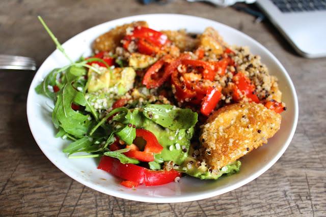 Garden Gourmet vegetarische vegan nuggets