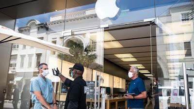 Apple Memutuskan Untuk Menutup Kembali Toko Resminya Di Sejumlah Wilayah di Amerika Serikat