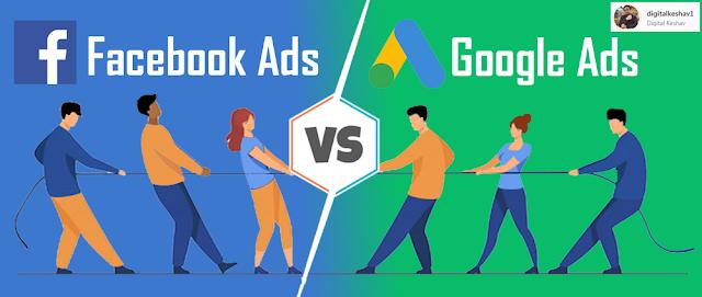 Facebook Ads vs Google Ads - Who Wins?