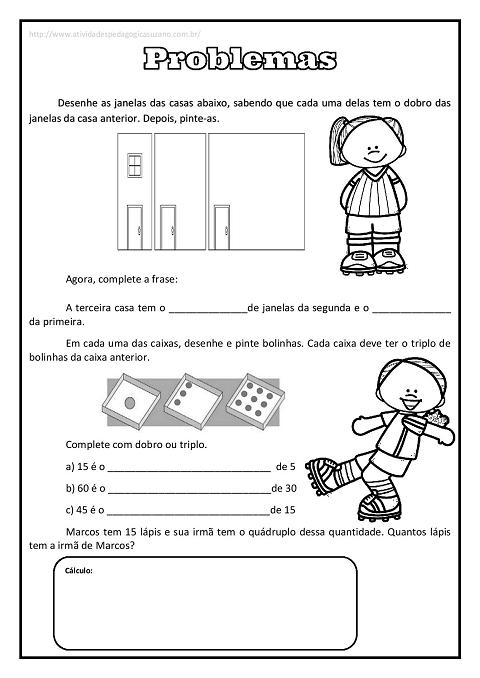 situação-problema-matemática-interpretação-racicionio