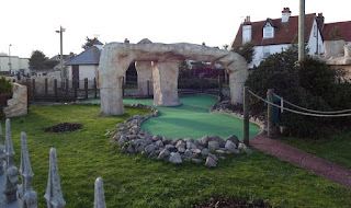 Fantasia Adventure Golf on Sea Road in Felixstowe