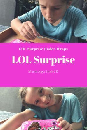 Blog graphic: L.O.L. Surprise Under Wraps