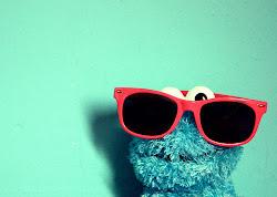 photo trick: beautiful Cookie Monster Wallpaper
