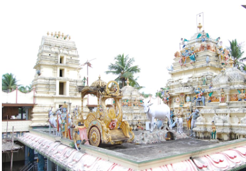Appanapalli Temple - Bala Balaji, History, Timings, Images