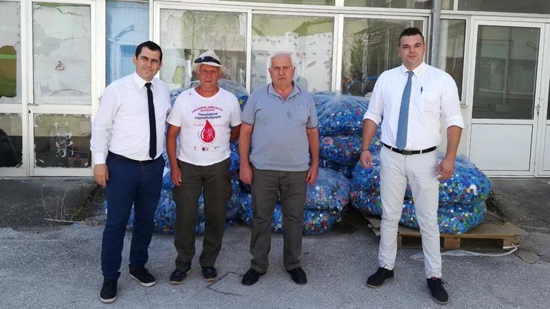 Πράξη προσφοράς και αλληλεγγύης από τους εργαζόμενους στα καταστήματα της Praktiker σε Αλεξανδρούπολη και Ξάνθη