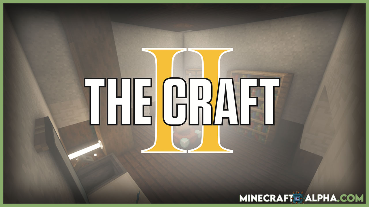 The Craft 2 Funny Puzzle Map