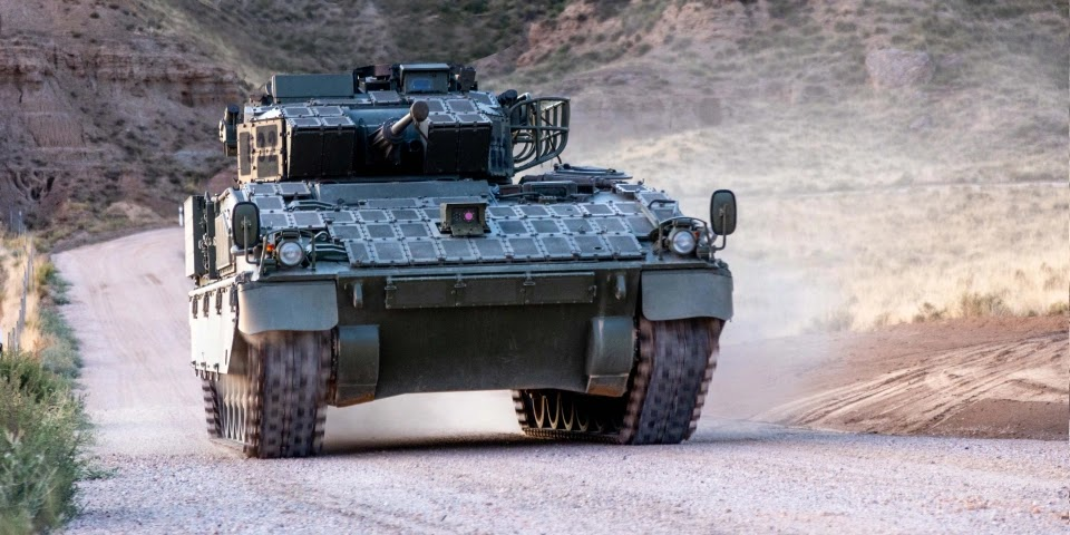 Pizarro's armored vehicle will receive driver's cameras