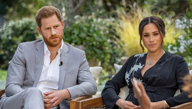 'She is lying to make herself a victim.She is using the race card to gain sympathy.Meghan Markle is Evil' That are the reactions to latest interview with Oprah Winfrey of former royal couple