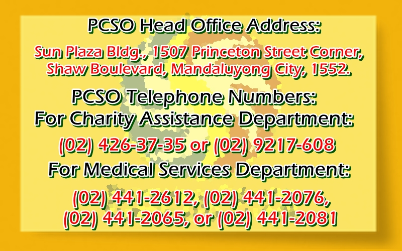 How to apply for free pcso individual medical assistance program imap you may watch an actual video on how to apply in pcso office spiritdancerdesigns Images