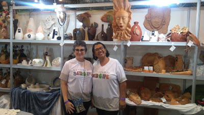 Artesãos sergipanos marcam presença na 20º Fenearte, em Pernambuco
