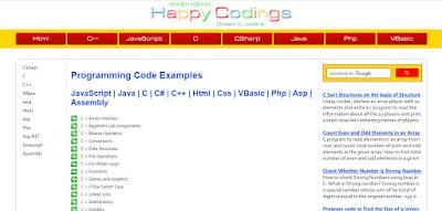 Happy Codings