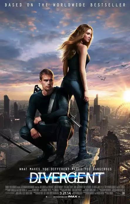 Divergent (2014) Movie [Hindi English] 480p 720p